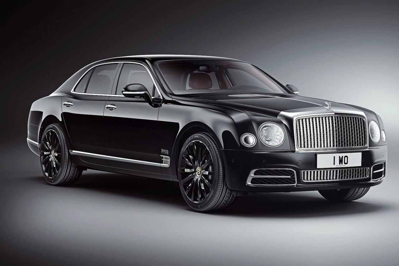 Edge Agency produces film for the new Bentley Mulliner Mulsanne