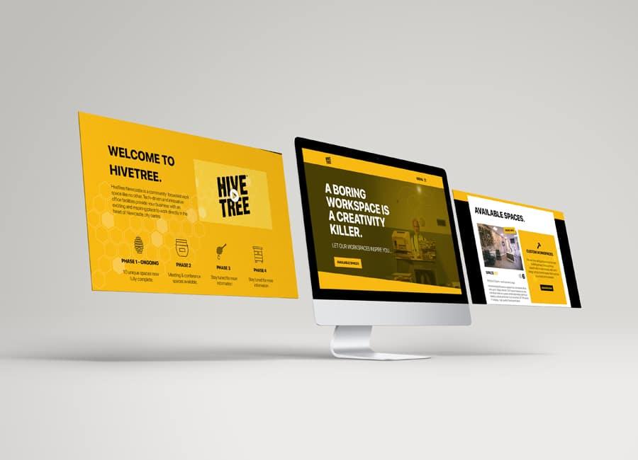 digital marketing services HiveTree Newcastle